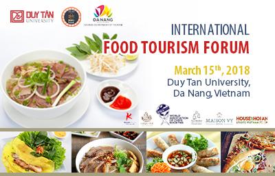 Hội nghị Quốc tế Du lịch Ẩm thực